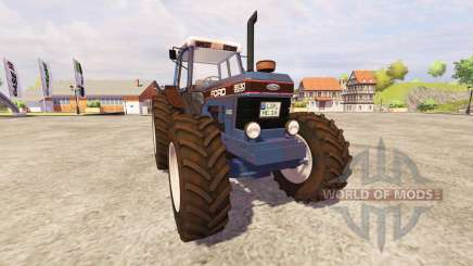 Ford 8630 Powershift [pack] для Farming Simulator 2013