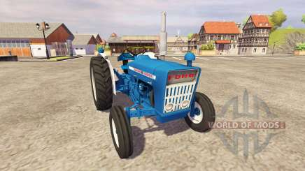 Ford 3000 для Farming Simulator 2013