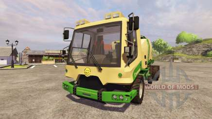 Krone Big Pack 1290 [bosimobil] для Farming Simulator 2013