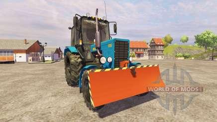 МТЗ-82.1 Беларус v1.0 для Farming Simulator 2013