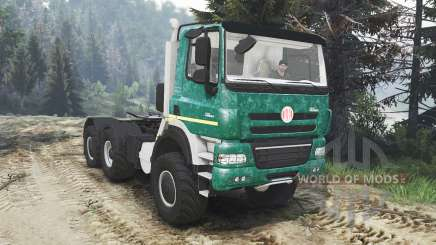 Tatra Phoenix T 158 [25.12.15] для Spin Tires