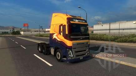 Volvo FH16 2012 для American Truck Simulator