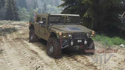 Hummer H1 [16.12.15] для Spin Tires