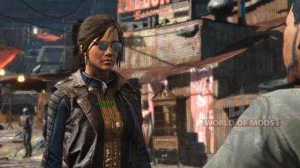 Azar Ponytail Hairstyles для Fallout 4