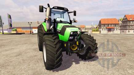 Deutz-Fahr Agrotron 430 TTV v2.0 для Farming Simulator 2013