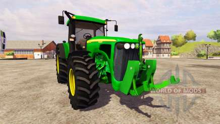 John Deere 8320 v2.0 для Farming Simulator 2013
