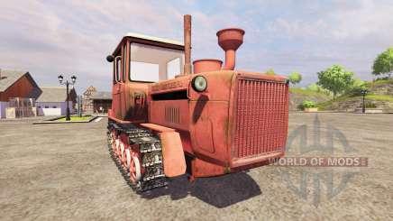 ДТ-175С v2.0 для Farming Simulator 2013