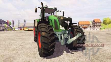 Fendt 936 Vario [pack] v5.3 для Farming Simulator 2013