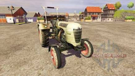 Fendt Farmer 1 для Farming Simulator 2013
