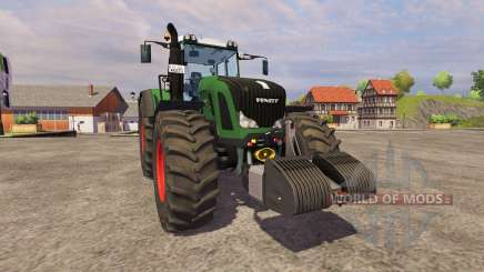 Fendt 933 Vario [pack] для Farming Simulator 2013