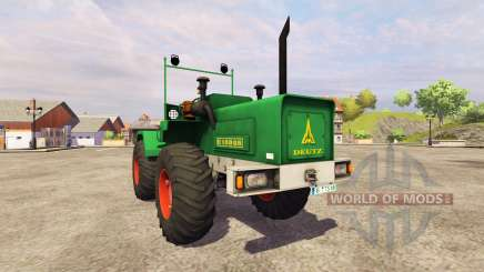 Deutz-Fahr D 16006 v1.5 для Farming Simulator 2013