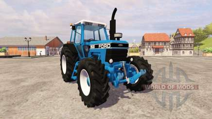 Ford 8630 4WD v5.0 для Farming Simulator 2013