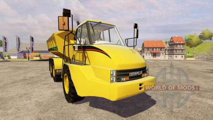 Caterpillar 725 v1.5 для Farming Simulator 2013
