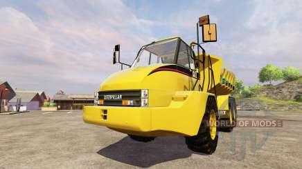 Caterpillar 725 v1.6 для Farming Simulator 2013