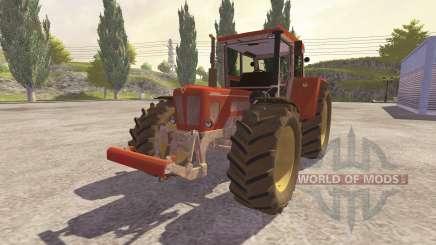 Schluter Super 2000LS v 2.0 для Farming Simulator 2013