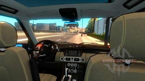 Range Rover для American Truck Simulator