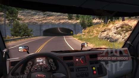 Карта Гавайи для American Truck Simulator