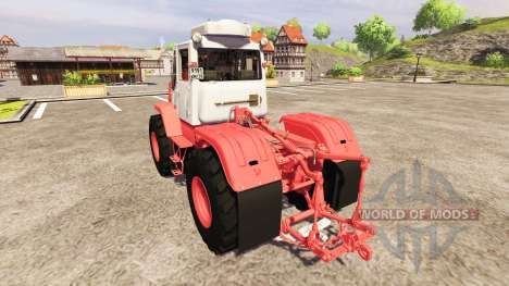 Т-150К [красный] для Farming Simulator 2013