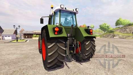 Fendt 820 Vario TMS для Farming Simulator 2013