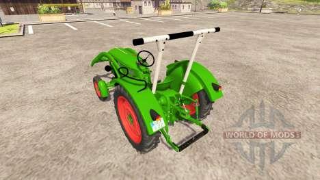 Deutz D30 FL v3.0 для Farming Simulator 2013