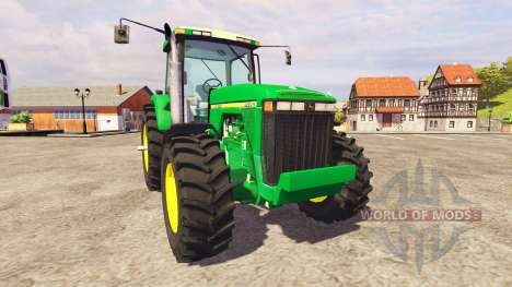 John Deere 8400 для Farming Simulator 2013