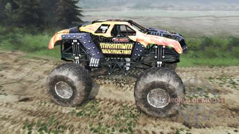 Monster Truck [03.03.16] для Spin Tires