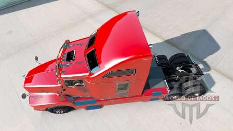 Kenworth T600 для American Truck Simulator