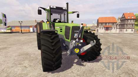 Fendt Favorit 824 Turbo v1.0 для Farming Simulator 2013