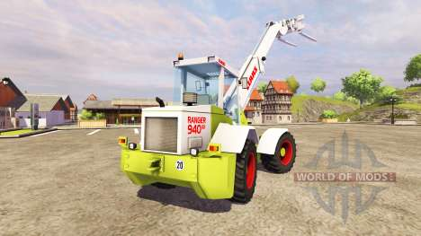 CLAAS Ranger 940 GX для Farming Simulator 2013