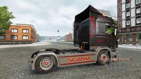 Scania R730 2008 v3.0 для Euro Truck Simulator 2
