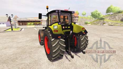 CLAAS Axion 850 v1.0 для Farming Simulator 2013