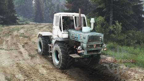 Т-150К [25.12.15] для Spin Tires
