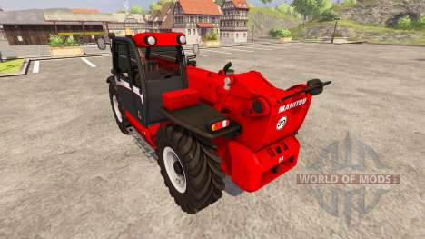 Manitou MLT 845 для Farming Simulator 2013