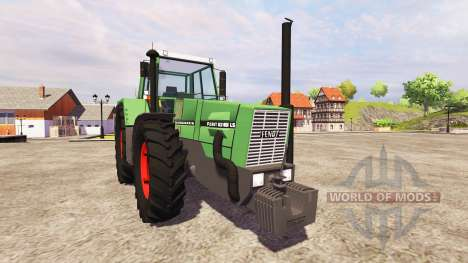Fendt Favorit 626 v2.0 для Farming Simulator 2013