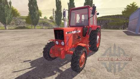 МТЗ-82 v2.0 для Farming Simulator 2013