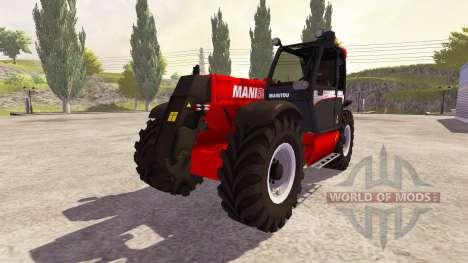Manitou MLT 845 для Farming Simulator 2013