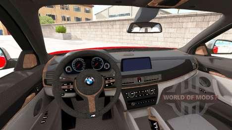 BMW X6 M50d 2015 для American Truck Simulator