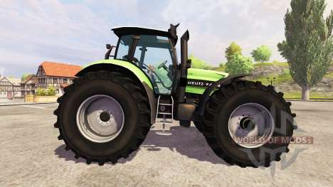 Deutz-Fahr Agrotron X 720 v3.1 для Farming Simulator 2013