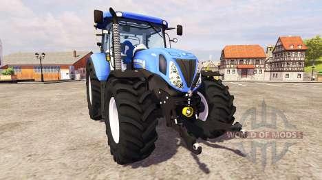 New Holland T7.210 для Farming Simulator 2013