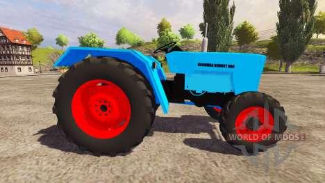 Hanomag Robust 900 для Farming Simulator 2013