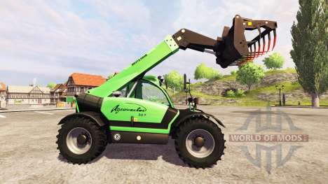 Deutz-Fahr Agrovector 35.7 v2.0 для Farming Simulator 2013