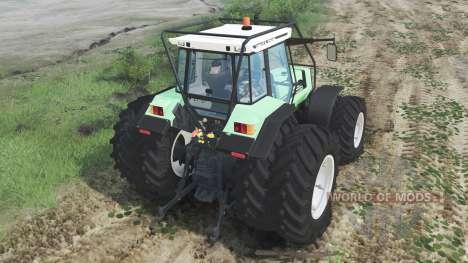 Deutz-Fahr Agrostar 6.61 [03.03.16] для Spin Tires