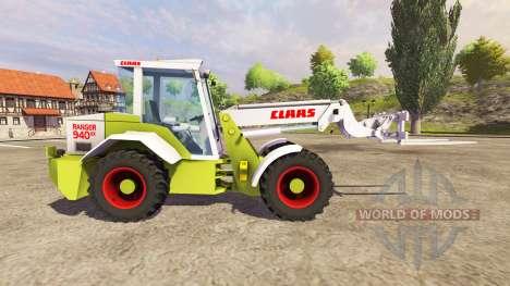 CLAAS Ranger 940 GX для Farming Simulator 2013