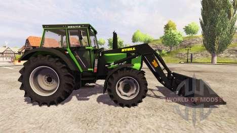 Deutz-Fahr DX 90 FL v2.0 для Farming Simulator 2013