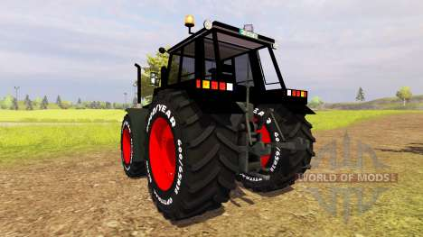 Fendt Favorit 622 LS [black bull] для Farming Simulator 2013