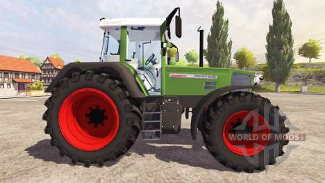 Fendt Favorit 818 Turbomatic v1.1 для Farming Simulator 2013