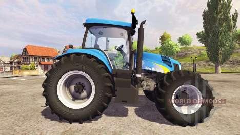 New Holland T8020 для Farming Simulator 2013