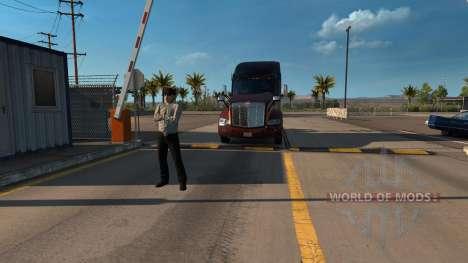 Диспетчер для American Truck Simulator