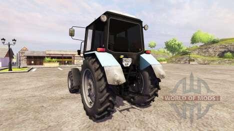 МТЗ-1025 v2.0 для Farming Simulator 2013