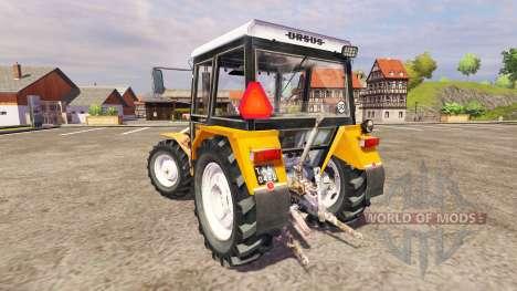 URSUS C-360 v2.0 для Farming Simulator 2013